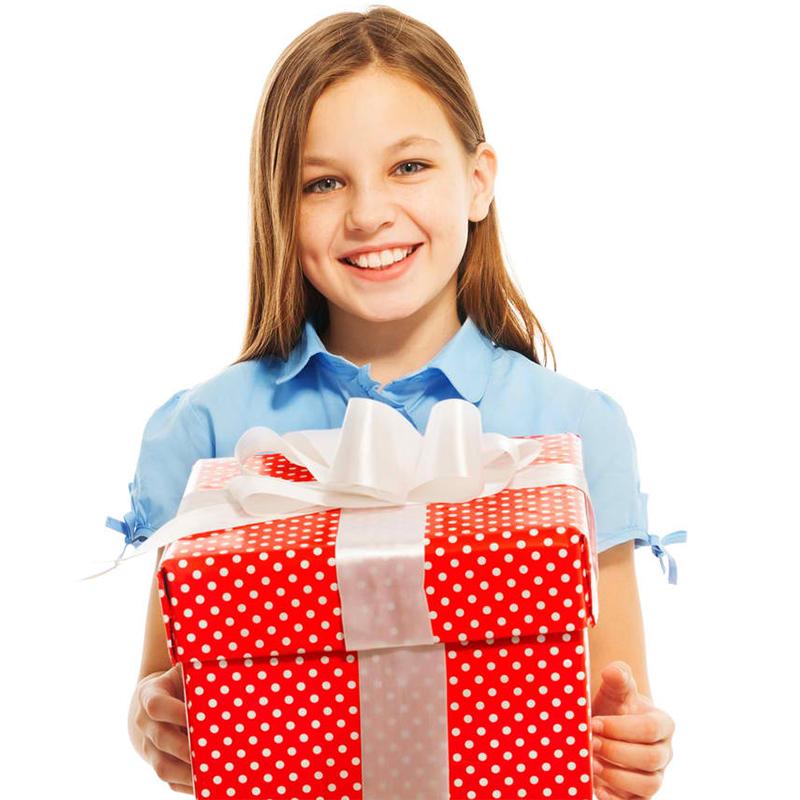 Presenttips till Döttrar
